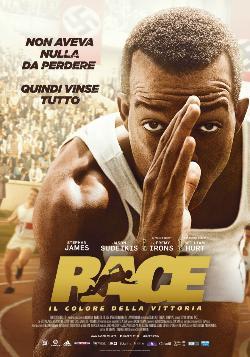 Scheda film n.6: Race. Il colore della vittoria